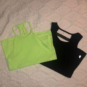 Workout shirt bundle size Small